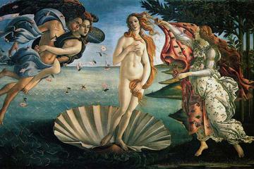 Tour de Galería de los Uffizi