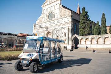 Tour ecologico di Firenze in golf cart elettrico