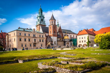 Två kvällar i Kraków på våren
