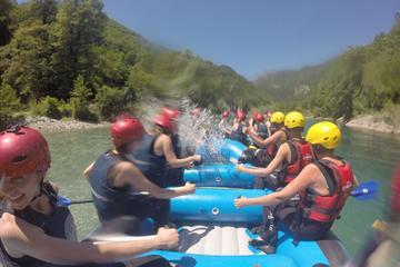 Montenegro Tara River Rafting from Dubrovnik