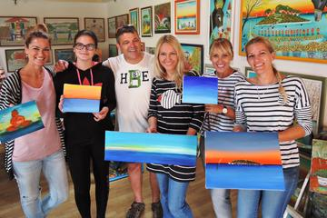 Solta Island: Painting Workshop and...