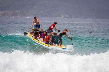 Eight Man Paddle Board Experience in ...