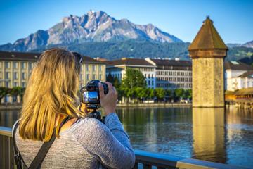 3-stündige Fototour Essenz von Luzern