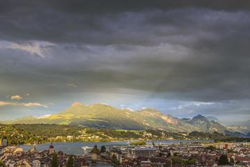 Alternative 3-stündige Fototour durch Luzern