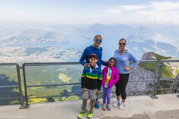 Foto-Tagesausflug zum Berg Pilatus