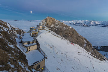 Mount Pilatus and Lucerne Winter Photo Tour