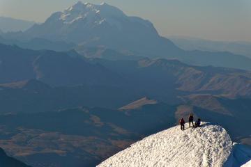 3-tägige Klettertour zum Huayna Potosi von La Paz
