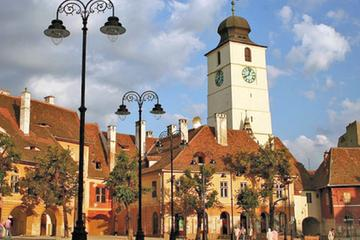 Day Trip to Sibiu and Fagaras...