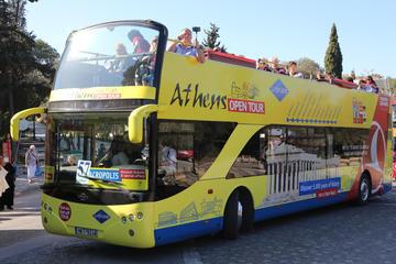 Circuit en bus à arrêts multiples au Pirée d'Athènes et à Glyfada
