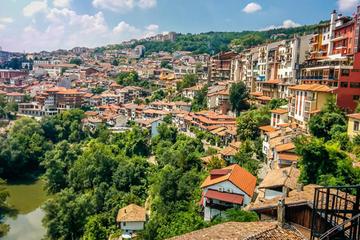 Viagem diurna para grupos pequenos para o norte da Bulgária