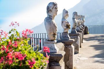 Amalfi Coast and Capri Island Overnight Tour from Naples