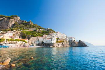 Excursão de barco em Positano e Amalfi saindo de Sorrento