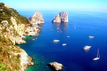Excursión de día completo a Capri desde Sorrento