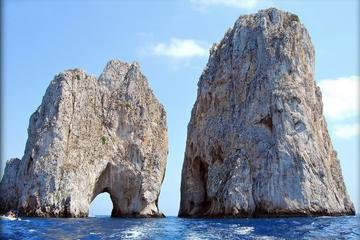Excursion d'une journée à Capri au départ de Naples