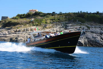Full day Capri and Sorrento Small...