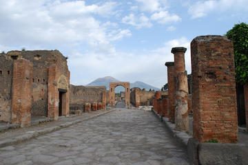 Full-Day Tour of Pompeii and Mount...