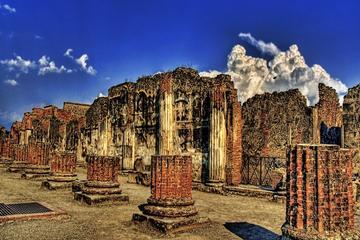 Half Day Pompeii Tour with Wine...