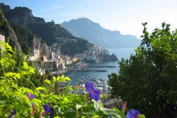 Positano and Amalfi Boat Tour from Sorrento