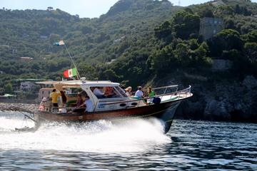 Positano and Amalfi Coast Boat Tour...
