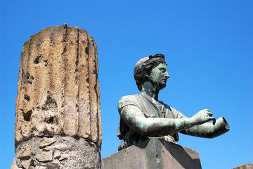 Private Tour of Pompeii (Half Day)