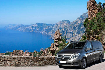 Private Transfer: Positano to Rome or Rome to Positano