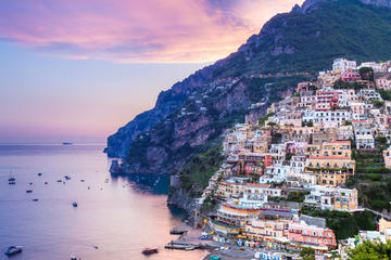Shopping and Dinner in Positano: Small Group Tour from Sorrento