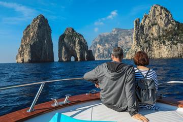 Tour di un giorno di Capri da Sorrento