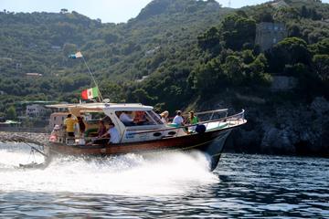 Tour in barca a Positano e Costiera amalfitana da Sorrento