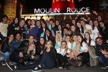 Tournée des bars à Paris