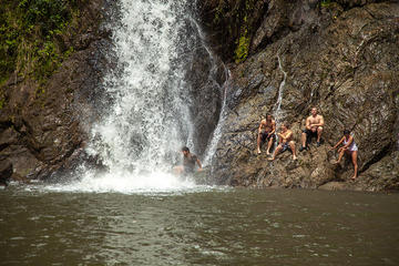 Private Jungle and Waterfall Adventure from San Ignacio