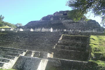Xunantunich Maya Pyramid and Barton...