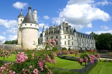 Châteaux de la Loire en une journée...