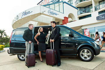 Departure Private Transfer: La Defense - Airport Charles de Gaulle OR Orly