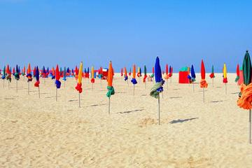 Driver service: Paris to Deauville and Honfleur round trip - 12 hours