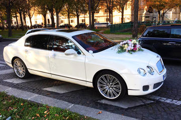 Paris Airports Pick-up in a Luxurious Bentley