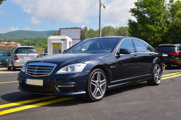 Private Luxury Transfer from Bourget Airport to Paris
