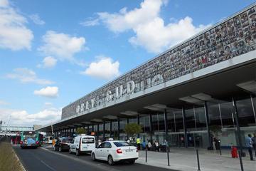 Transfert privé: de l'aéroport d'Orly à Paris
