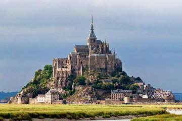 Viaggio privato di un giorno a Mont Saint-Michel da Parigi