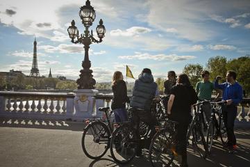 Visite de 3heures en vélo à Paris