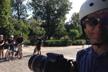 Excursion en bord de mer: merveilleuse visite d'Athènes en vélo...