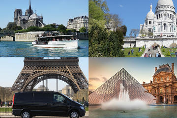 2-Day Paris Package Including City Tour, Louvre Tour and Seine River Cruise 7857ebc381a7