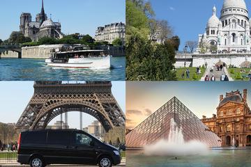 2-Day Paris Package Including City Tour, Louvre Tour and Seine River...