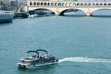 Cruzeiro fluvial pelo Rio Sena em Paris com brunch