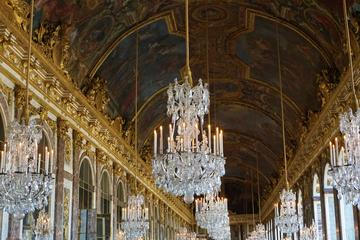 Half-day private visit of Versailles: Palace and Gardens