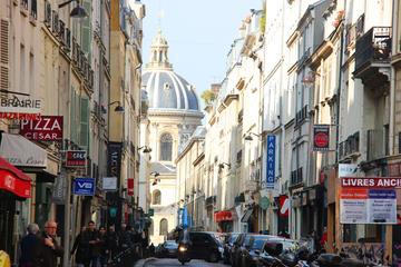 Paris Saint-Germain Quartier Polaroid Photo Tour