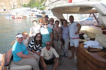 Amalfiküste im Boot: Sorrent, Positano, Li Galli, Rotonda und...