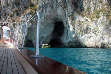 Private Half-Day Boat Tour to Capri