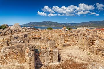 Excursion archéologique à Nora au départ de Cagliari