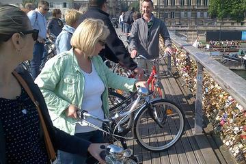 Visite de Paris de 3heures en vélo