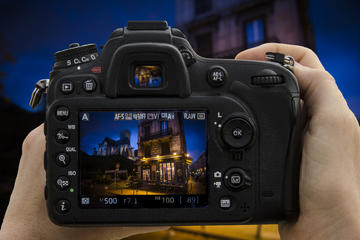 Paris Private Day and Night Photography Tour